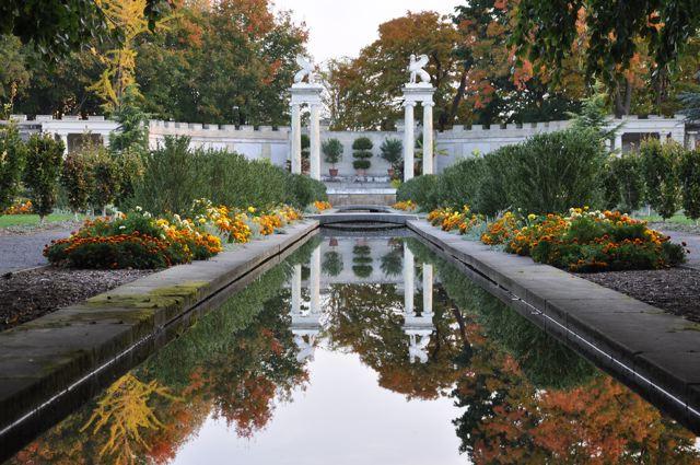 Untermyer Gardens Restoration