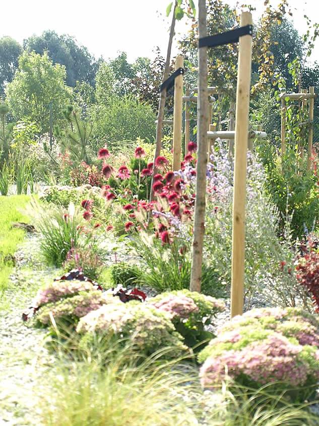 A Modern Prairie Garden in Poland - FineGardening