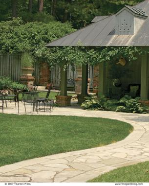 Would You Believe Me If I Told You That Your Choice Of Paving Material  Could Be The Single Most Important Decision In Building Your Garden?