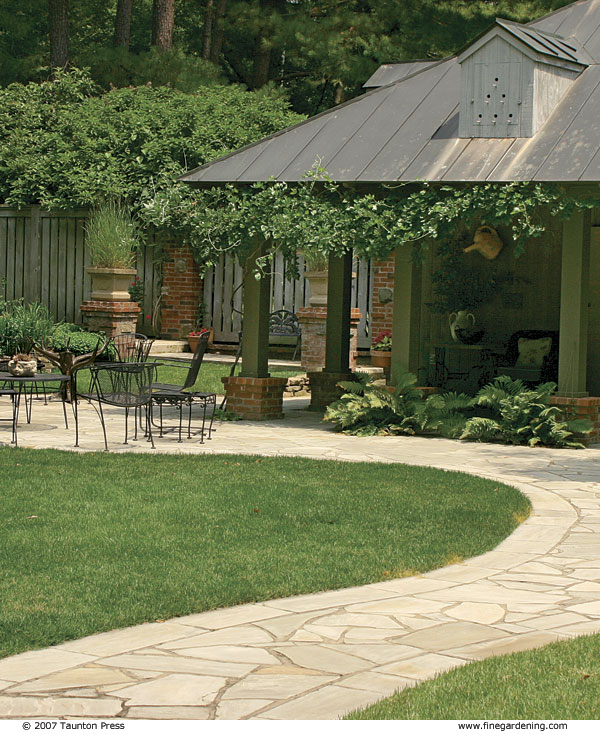 Home Garden Design Ideas India: Choosing The Right Paving Materials