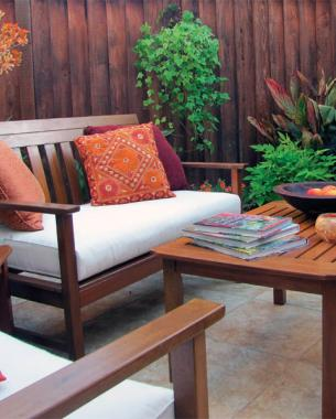 A Tiny Courtyard Makeover Finegardening