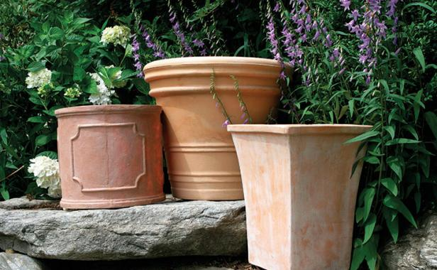 can you tell the difference - Garden Pots