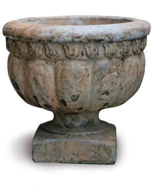 Nothing Says Longevity Like Cast Stone Planters They Are Typically Chosen Because They Are Classic Regal And Able To Add Visual Weight To Any Setting