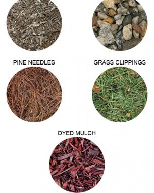 Superieur Types Of Mulch