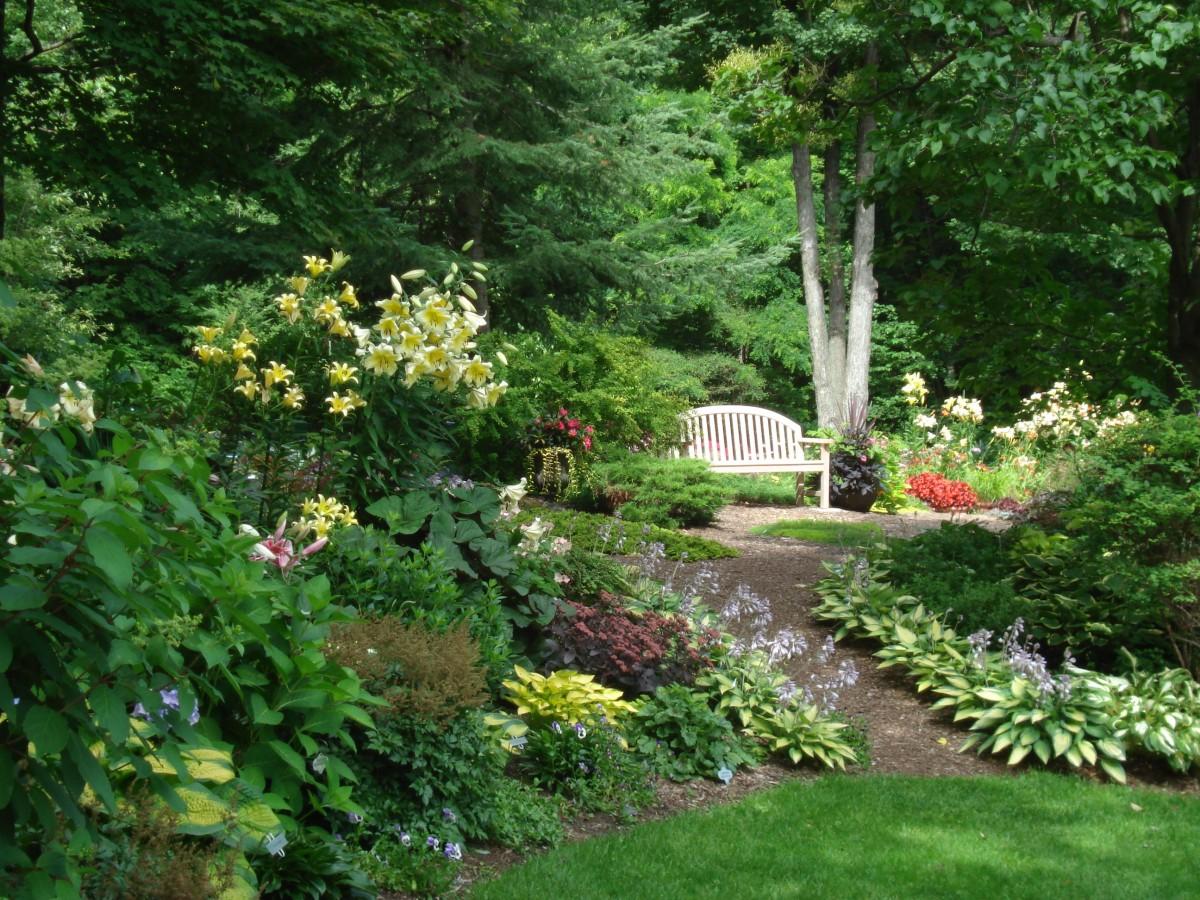 Incroyable Lynnu0027s Garden In Wisconsin