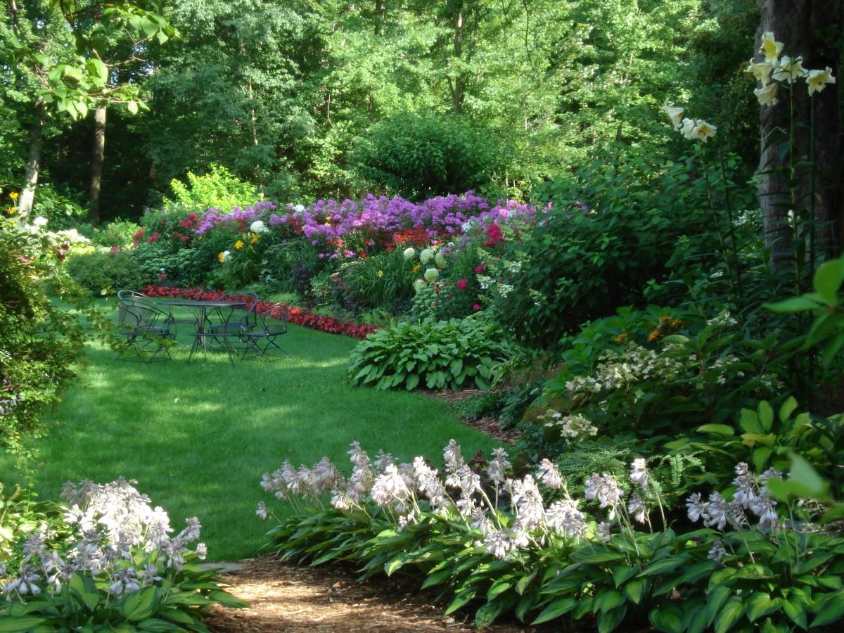 Exceptionnel Lynnu0027s Garden In Wisconsin
