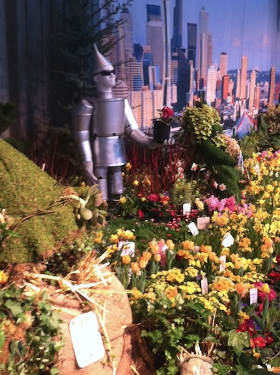 gardens go hollywood at the northwest flower garden show finegardening - Northwest Flower And Garden Show