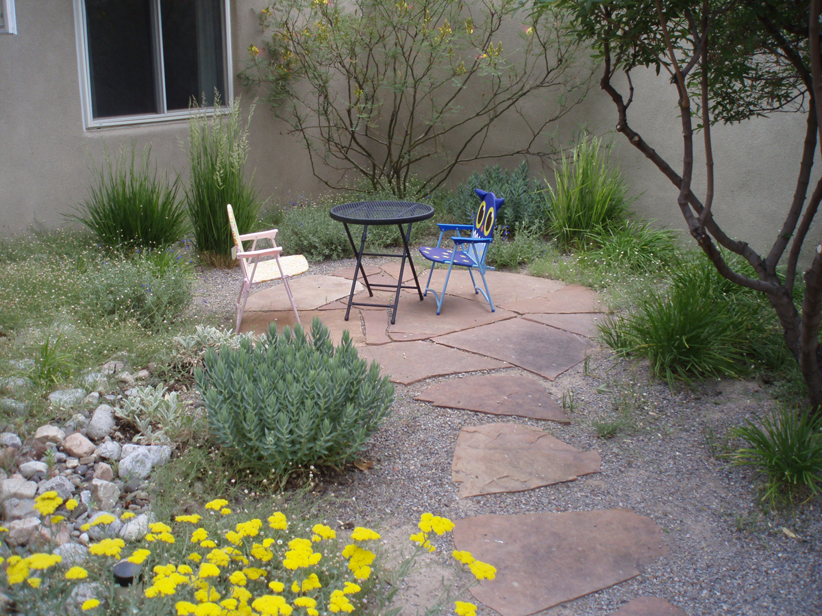 Hunter's design in New Mexico - FineGardening on small atrium design, small gift store design, small courtyard gardens, small treatment room design, small cottage interior design, small flower gardens, small yard design, landscape design, small gazebo design, small backyard with beach entry pool, living room design, simple small house design, small private gardens, small vertical gardening, small wall design ideas, small space gardening, small fall gardens, small wooden gate design, small animal shelter design, small bbq area design,