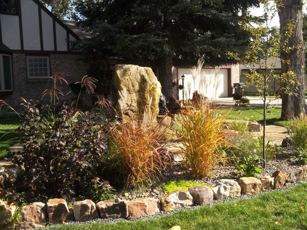 Dave\'s water feature garden in Colorado (Day 2 of 2 in David\'s ...