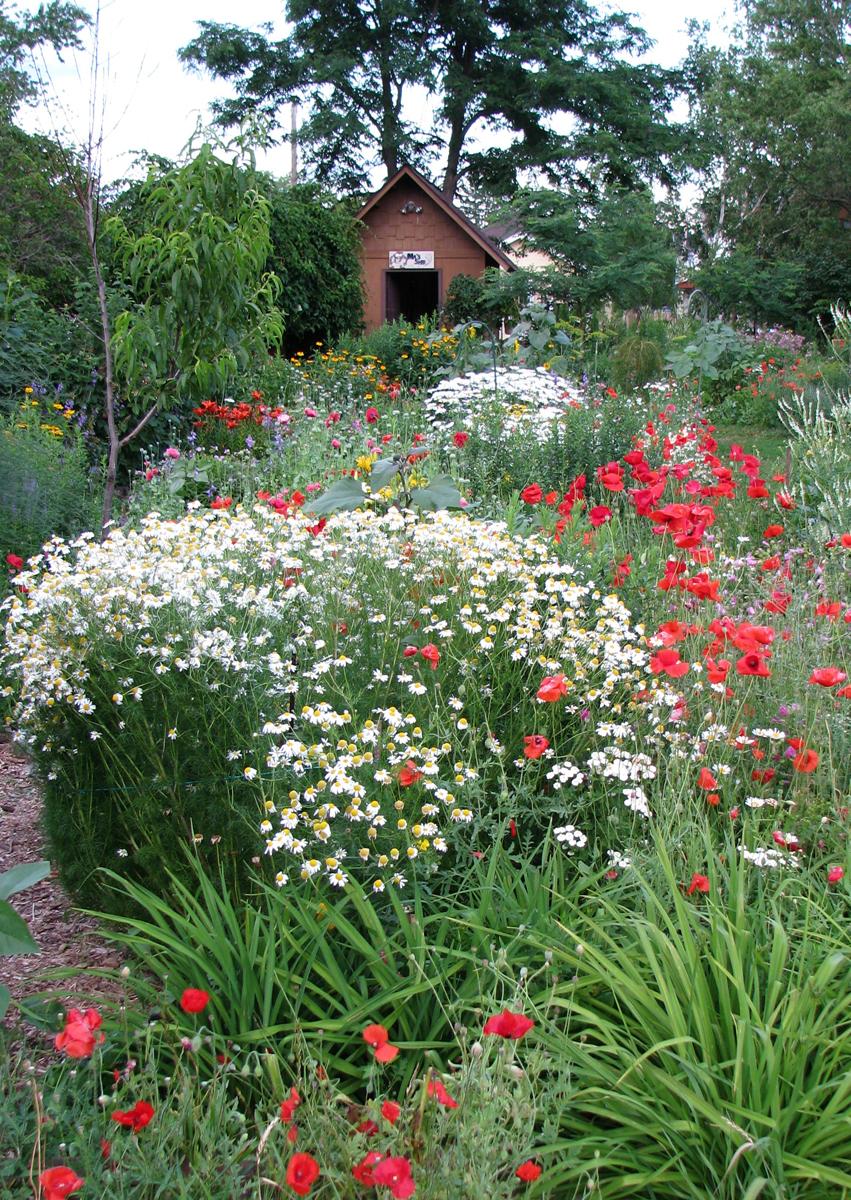 Jeanu0027s Touch Of Heaven Garden In Wisconsin