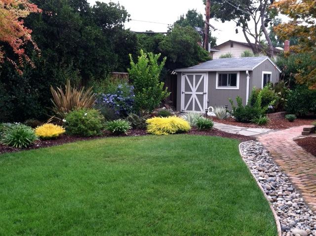 Marieu0027s Garden In California