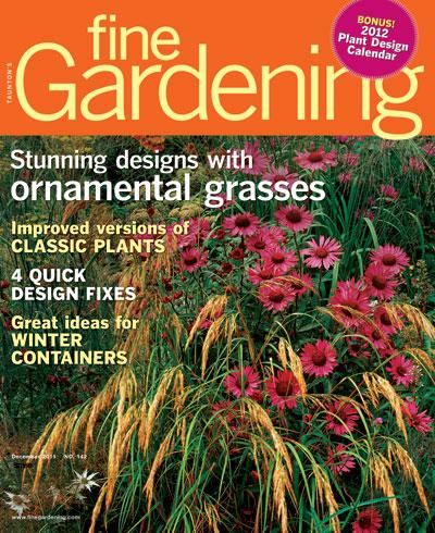 Lovely Fine Gardening Magazine