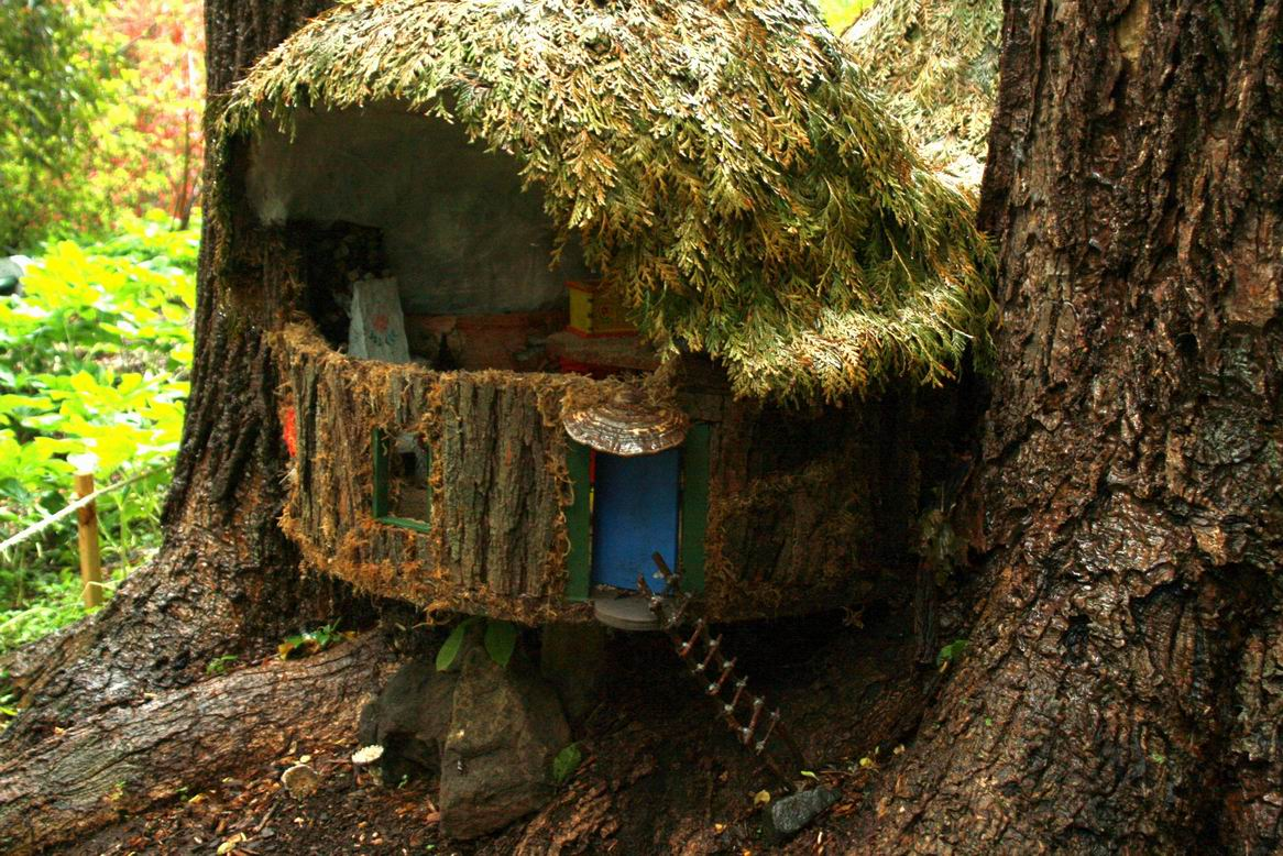 A home fit for a gnome - FineGardening