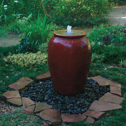 Ceramic Pot Fountains: How To Build A Pot Fountain