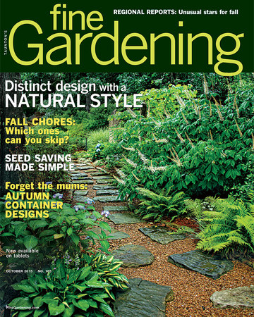 Good Fine Gardening Issue #165