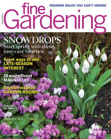 Fine Gardening Issue #167
