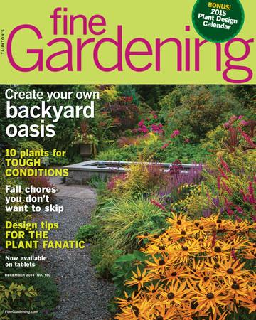 Fine Gardening Issue #160