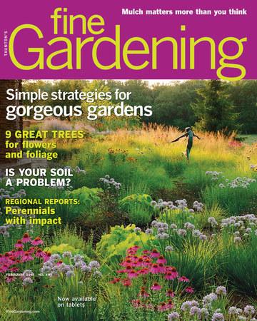 Fine Gardening Issue #161