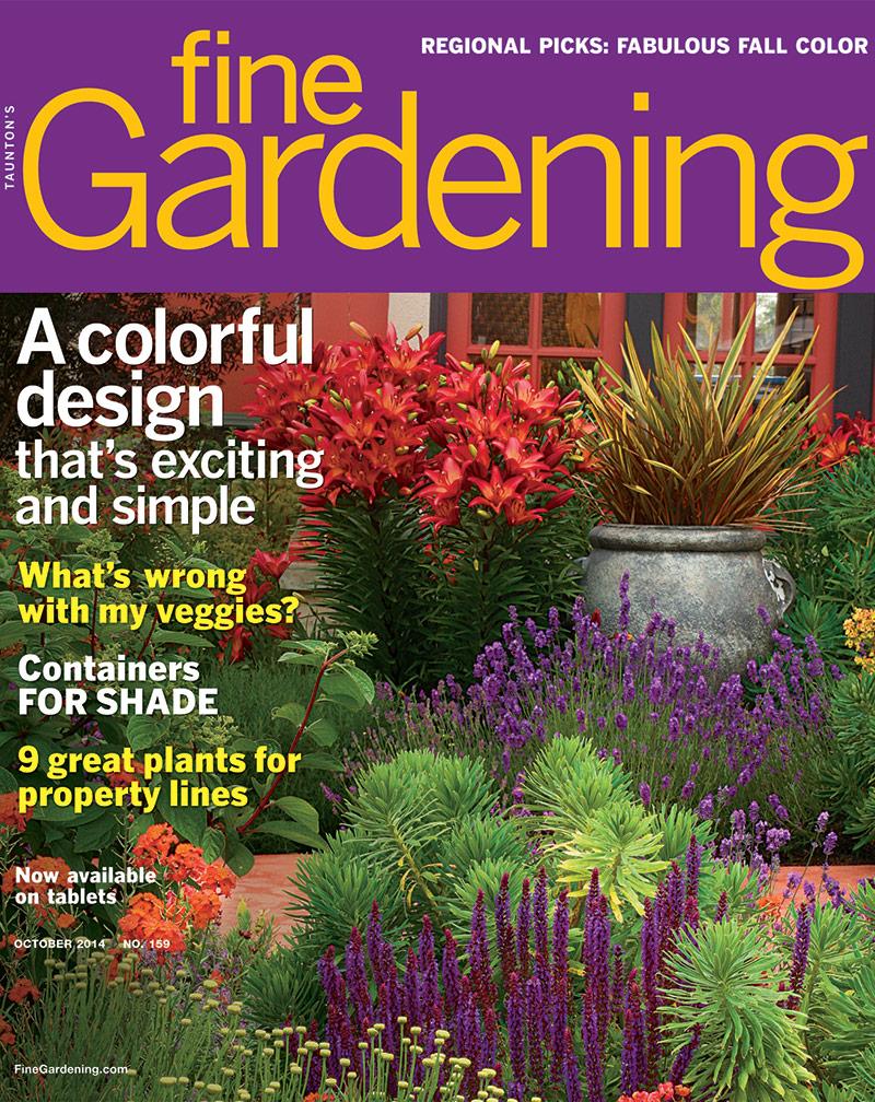 Fine Gardening Issue #159
