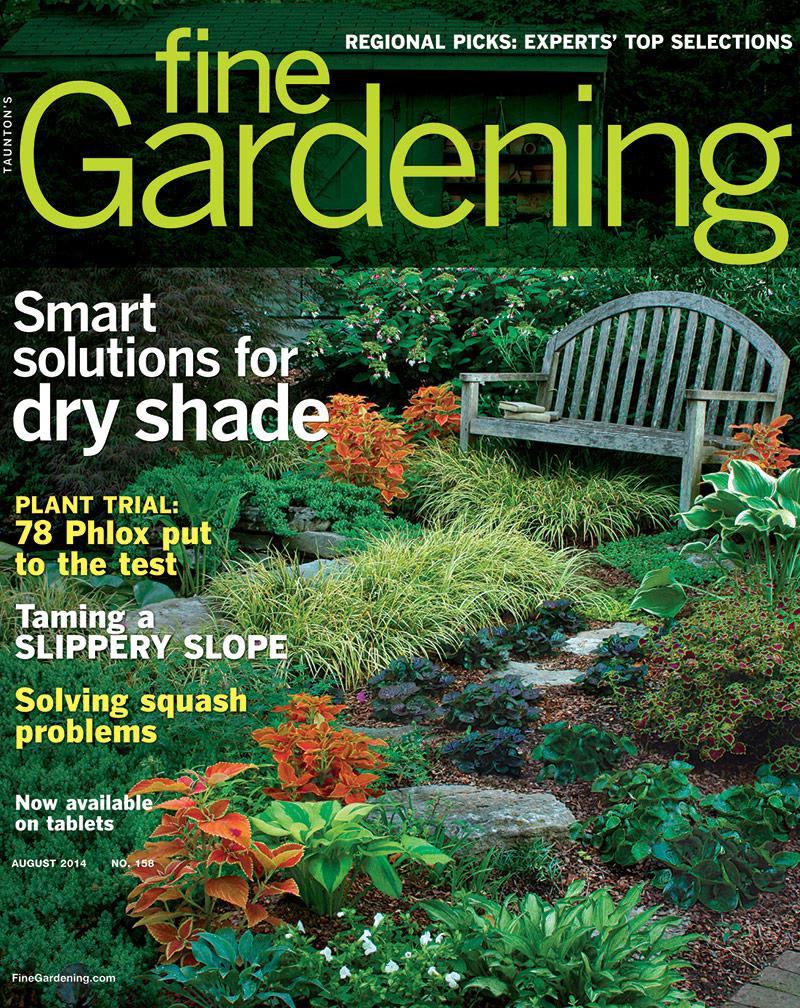 Fine Gardening Issue #158