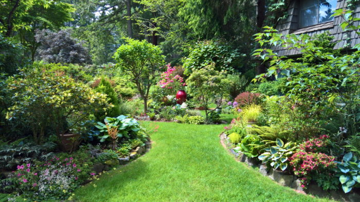 Spring In The Pacific Northwest Finegardening