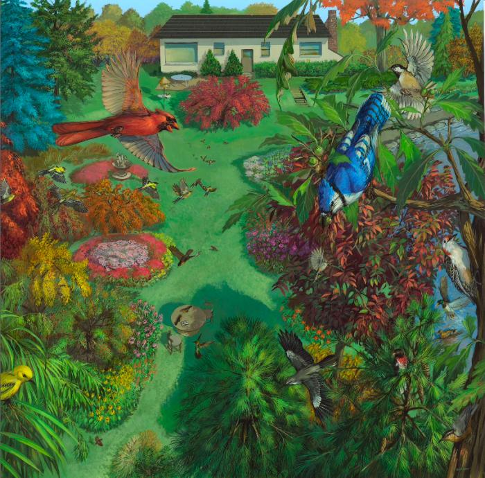 Inviting Birds into Your Garden