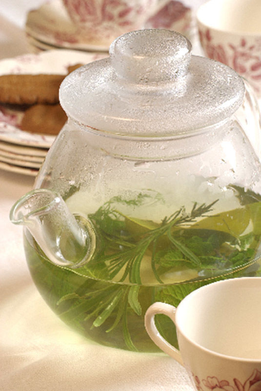 Herbal Teas, From Garden to Teacup