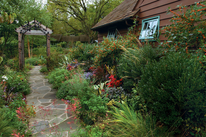 Design An Engaging Entryway Finegardening