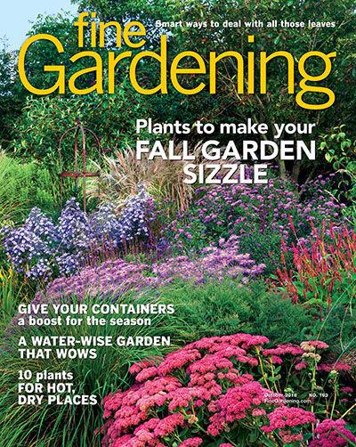 Fine Gardeneing Magazine   Fine Gardening   Issue 183