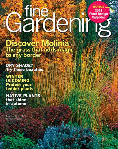 Attirant Fine Gardeneing Magazine   Fine Gardening   Issue 184