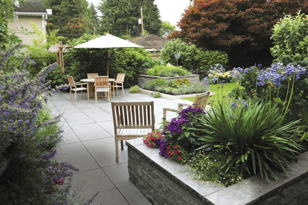 Four Design Ideas For A Small Space Finegardening