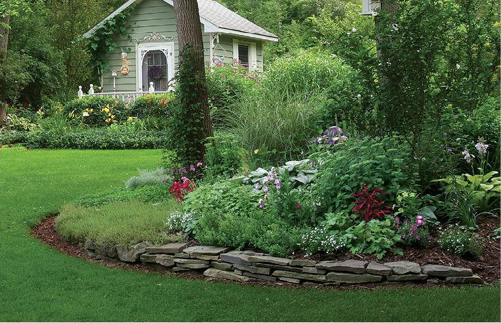 A Woodland Garden Design Finegardening