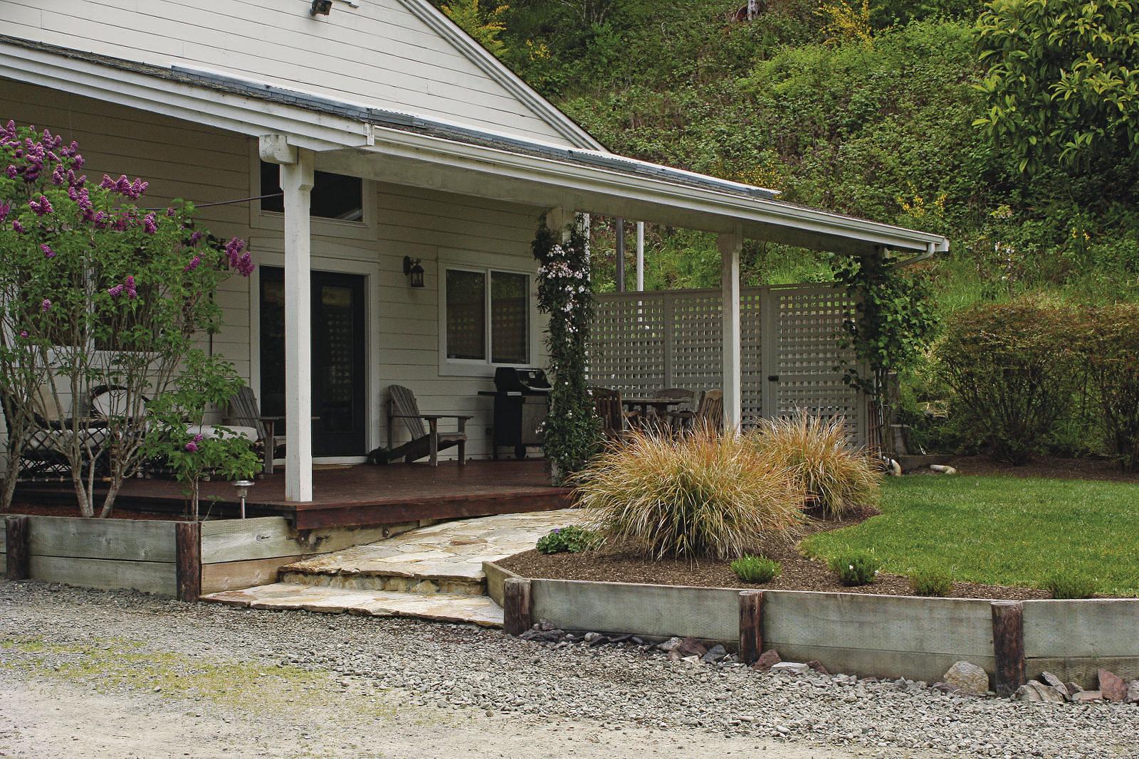 widen then replant for garden upgrades