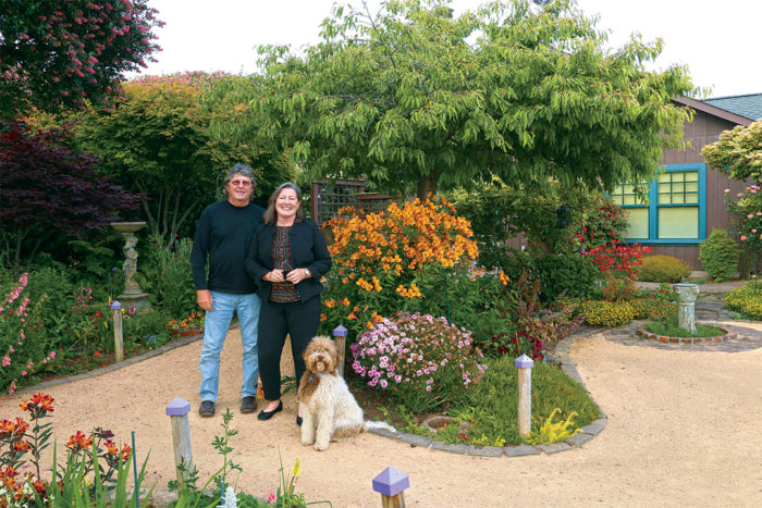 Open Invitation: A Garden Design to Bring People Together | Plant ID's