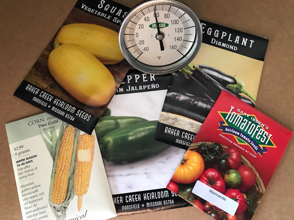 summer veg seeds