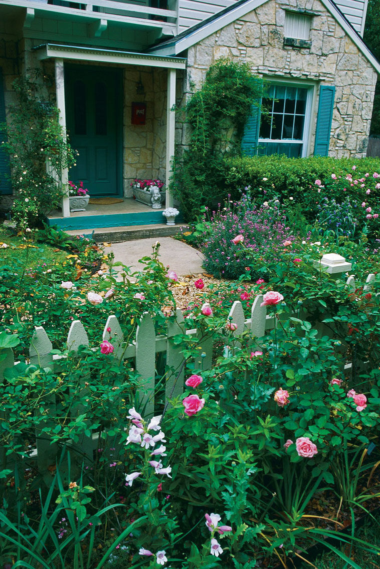 Defining The New American Cottage Garden