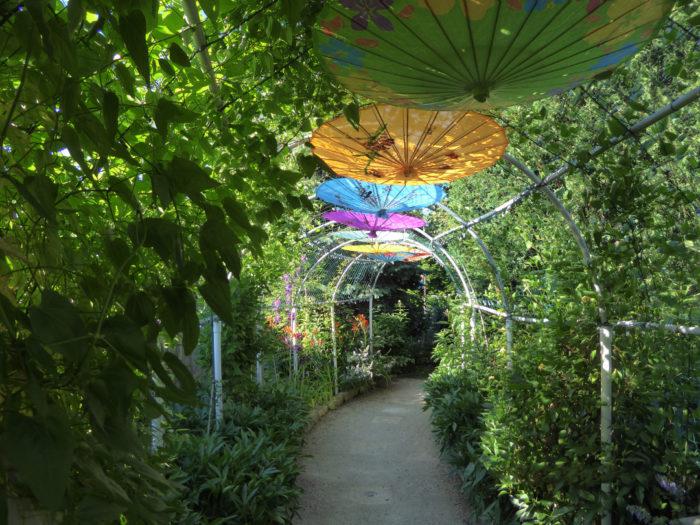 A Creative DIY Garden