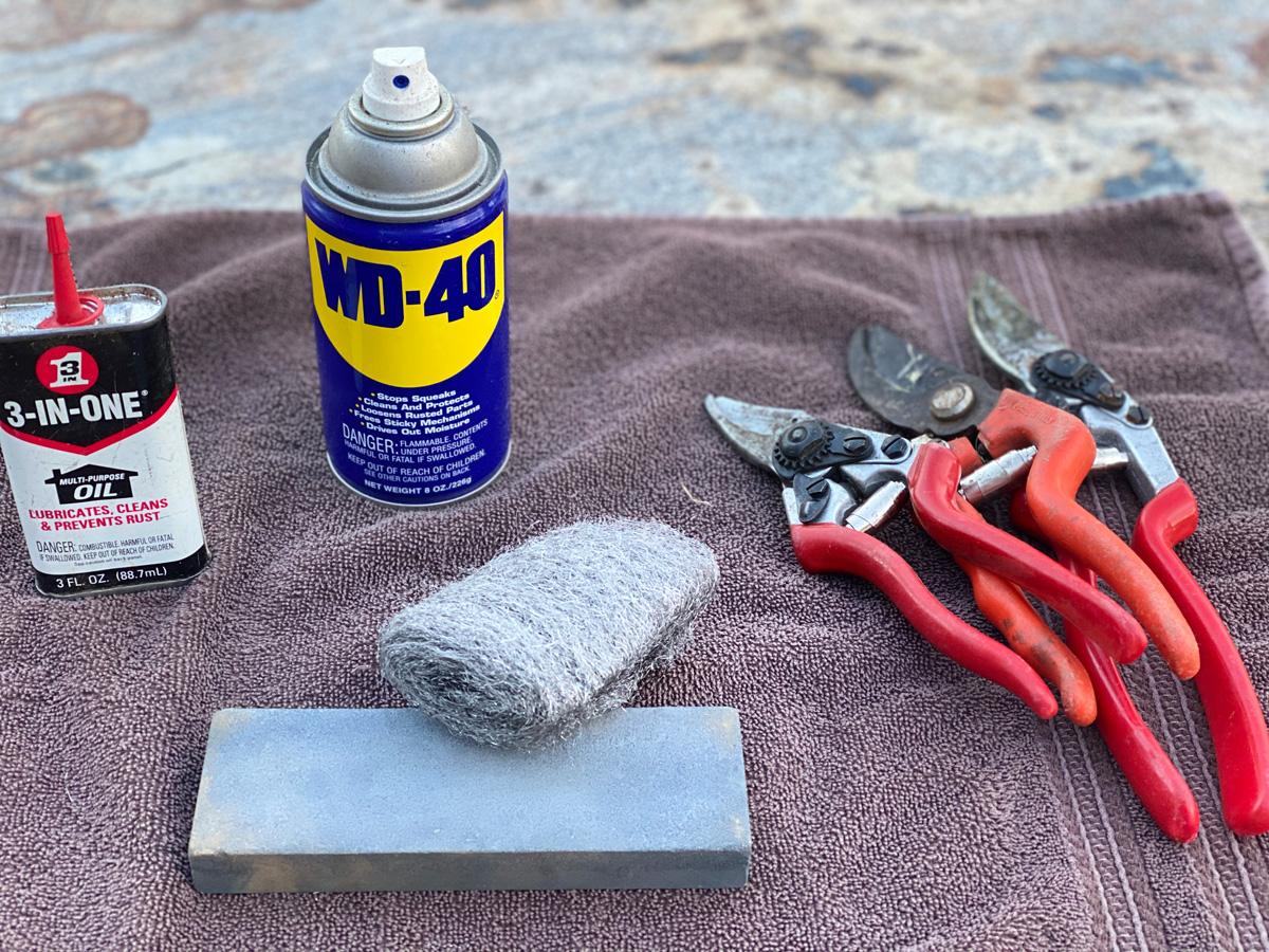garden clean up tools