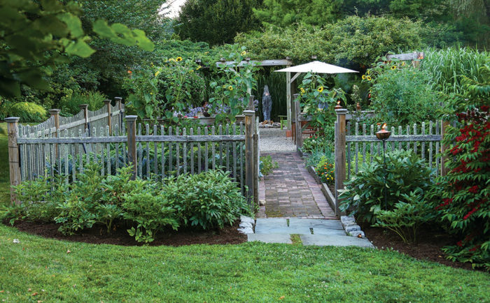 How To Create A Relaxed Kitchen Garden Retreat Finegardening