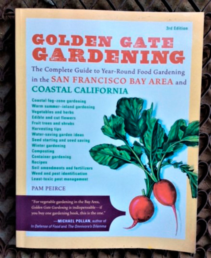 The Golden Gate Gardening Book