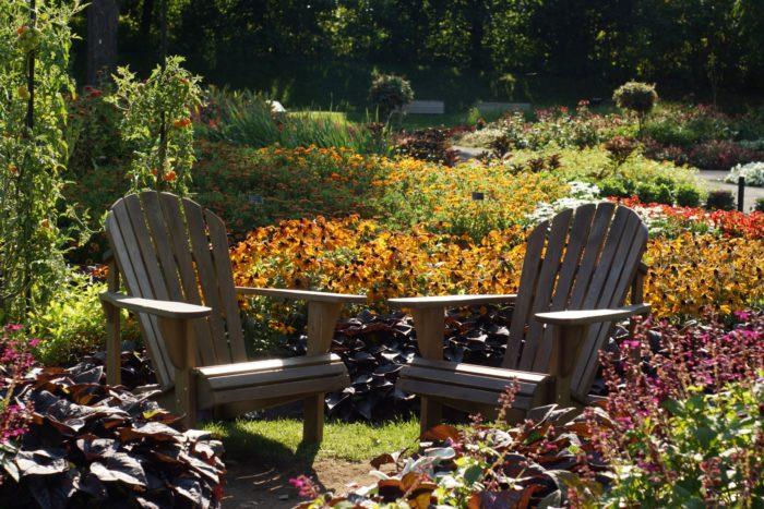 Fall Magic at the Montreal Botanical Garden