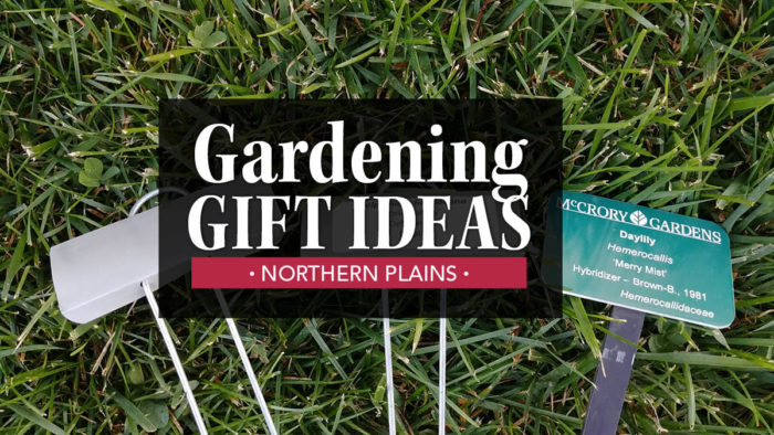 Gardening Gift Ideas 2019 for Northern Plains Gardeners