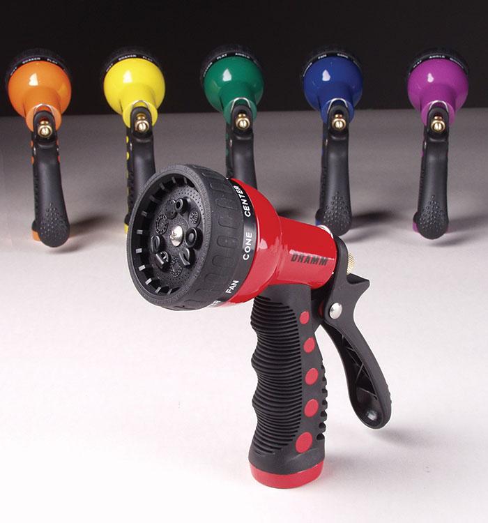 DRAMM 9-Pattern Revolver Spray Nozzles