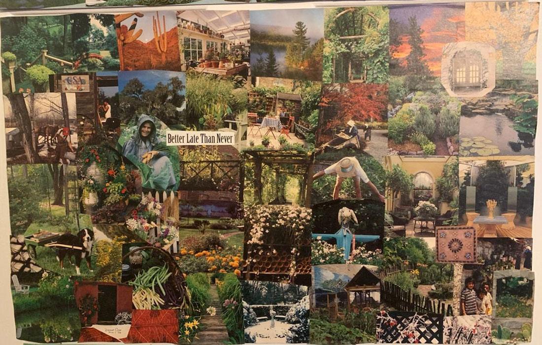garden dream board