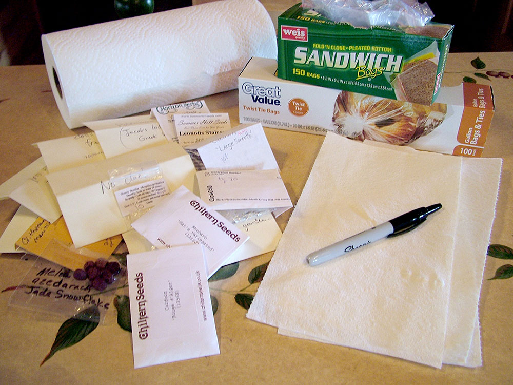 seed sowing supplies