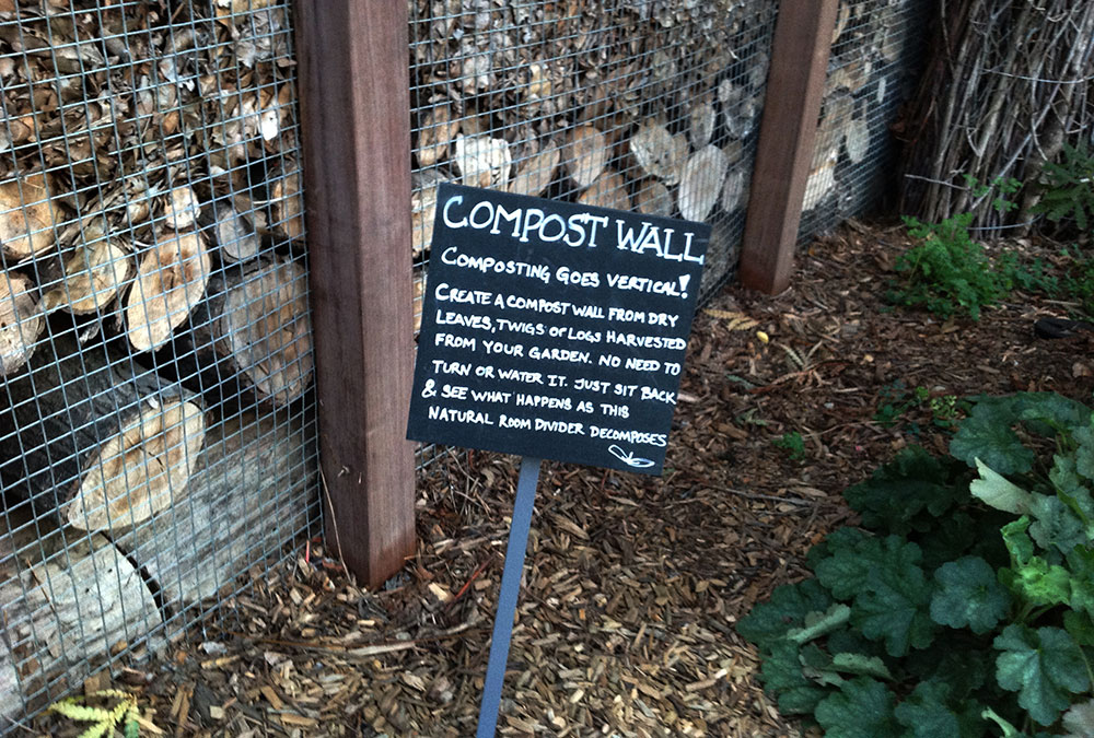 compost wall