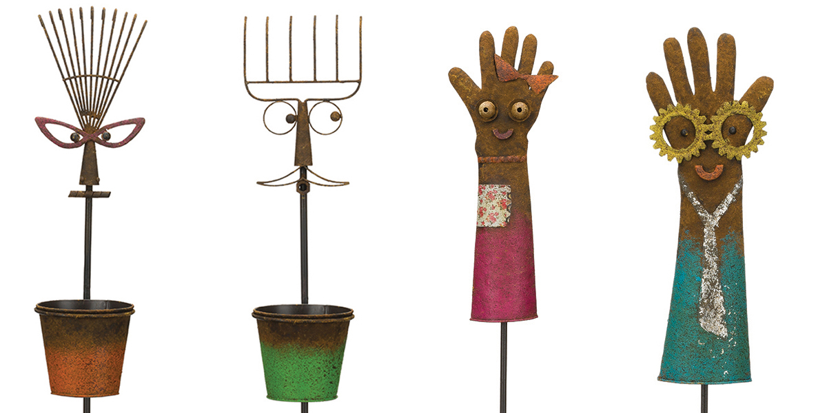 Jung Seed Garden Gear Stakes