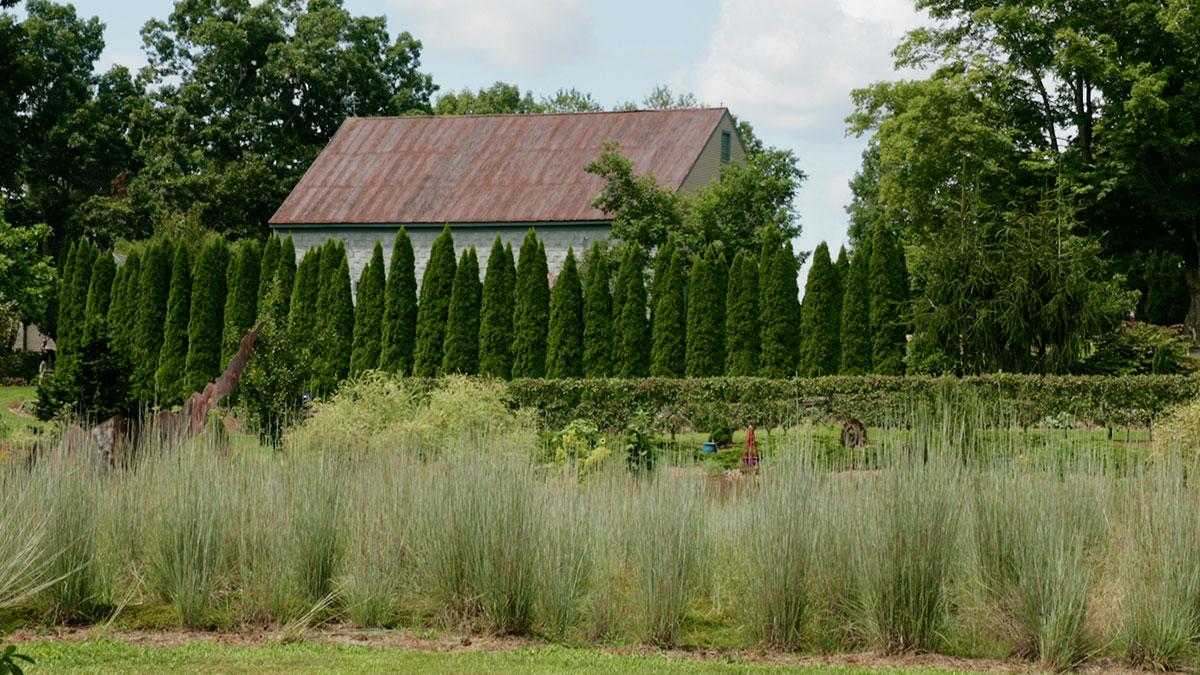 GrassAcre garden in Bedrock Gardens