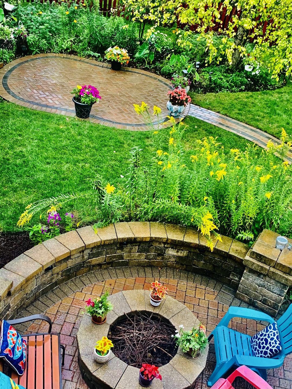 garden patio