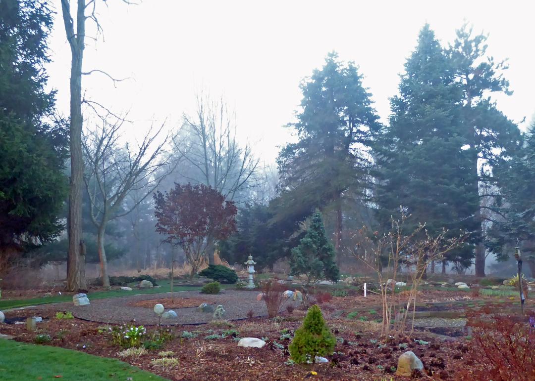 midwest spring garden